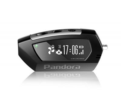 Брелок с ЖК-дисплеем Pandora D-010