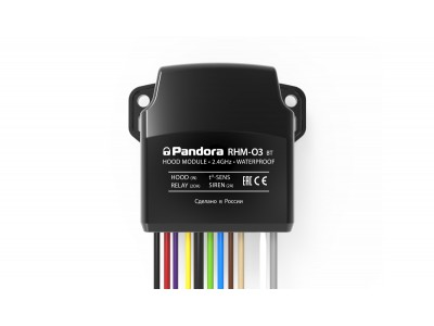 Радиомодуль моторного отсека Pandora RHM-03 BT