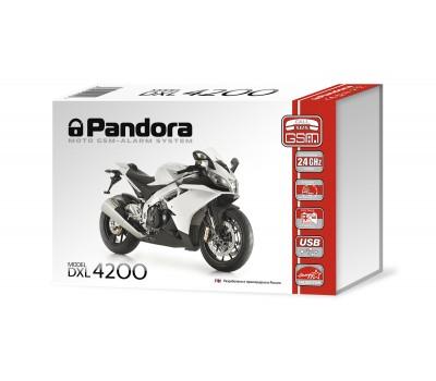 Мотосигнализация Pandora DXL 4200 Moto