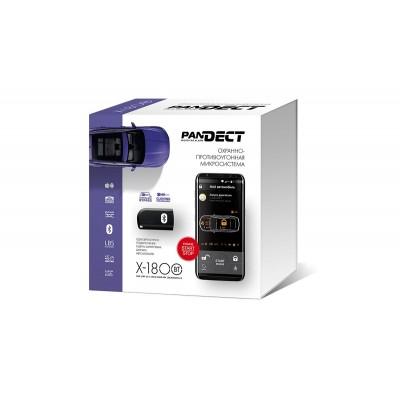 Сигнализация Pandect X-1800 BT
