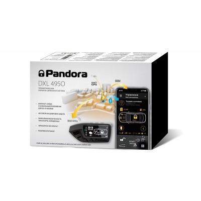 Сигнализация Pandora DXL 4950