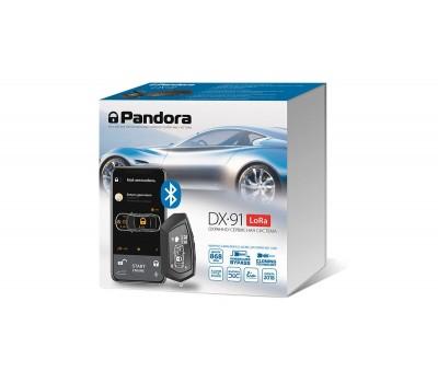 Автосигнализация Pandora 91 LoRa v.2