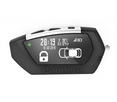 Автомобильная сигнализация Pandora DX 91 LoRa v.2