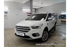 Установка Pandora/Pansect на Ford Kuga